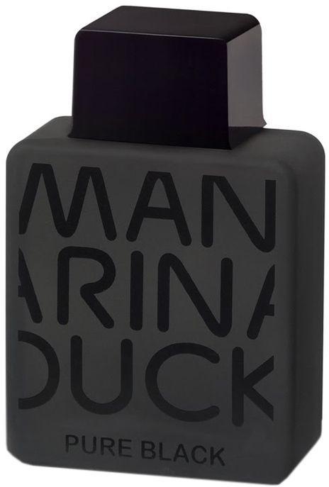 Mandarina Duck Pure Black - Apă de toaletă (tester cu capac)