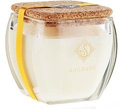 """Parfumuri și produse cosmetice Lumânare parfumată """"Portocală și scorțișoară"""" - Essencias De Portugal Senses Saudade Orange-Cinnamon Candle"""
