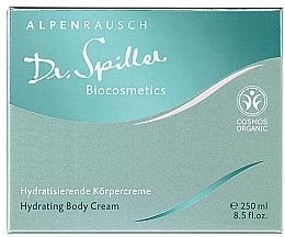 Увлажняющий крем для тела - Dr. Spiller Alpenrausch Hydrating Body Cream — фото N2