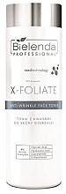 Parfumuri și produse cosmetice Toner antirid pentru ten matur - Bielenda Professional X-Foliate Anti-Wrinkle Face Toner