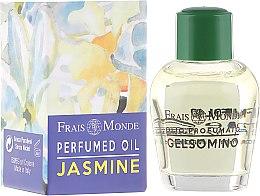 Parfumuri și produse cosmetice Ulei parfumat - Frais Monde Jasmine Perfume Oil
