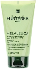 Parfumuri și produse cosmetice Șampon antimătreață - Rene Furterer Melaleuca Anti-Dandruff Shampoo Oily Scalp