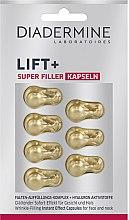 Parfumuri și produse cosmetice Capsule pentru față - Diadermine Lift+ Super Filler Capsules