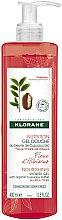 Parfumuri și produse cosmetice Gel de duș - Klorane Cupuacu Hibiscus Flower Nourishing Shower Gel