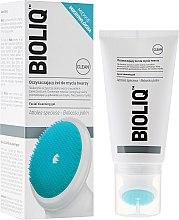 Parfumuri și produse cosmetice Gel de curățare pentru față cu pensulă - Bioliq Clean Cleansing Gel