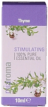 "Parfumuri și produse cosmetice Ulei esențial ""Cimbru"" - Holland & Barrett Miaroma Thyme Pure Essential Oil"