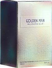 Parfumuri și produse cosmetice Vittorio Bellucci Golden Man - Apă de toaletă