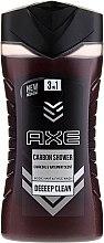 Parfumuri și produse cosmetice Gel de duș 3 în 1 - Axe Carbon Shower Gel