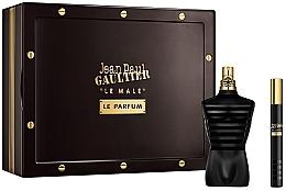 Parfumuri și produse cosmetice Jean Paul Gaultier Le Male Le Parfum - Set (edp/125ml + edp/10ml)