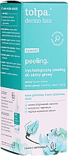 Parfumuri și produse cosmetice Scrub tricologic pentru scalp - Tolpa Dermo Hair Peeling
