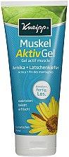 Parfumuri și produse cosmetice Gel de răcire cu arnica - Kneipp Arnica Muscle Active Gel