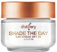 Parfumuri și produse cosmetice Cremă de zi pentru față - Avon Distillery Shade The Day Cream SPF 25
