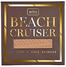 Parfumuri și produse cosmetice Bronzer pentru față și corp - Wibo Beach Cruiser Body&Face Bronzer