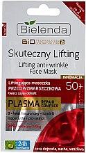 Parfumuri și produse cosmetice Mască lifting pentru față - Bielenda Biotechnologia 7D Face Mask 50+