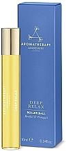 Parfumuri și produse cosmetice Ulei relaxant de corp, roll-on - Aromatherapy Associates Deep Relax Roller Ball
