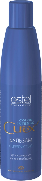 Balsam de păr, pentru nuanțe reci - Estel Professional Curex Color Intense