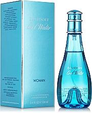 Parfumuri și produse cosmetice Davidoff Cool Water woman - Deodorant