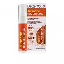 Parfumuri și produse cosmetice Spray pentru igiena cavității bucale - BetterYou Turmeric Daily Oral Spray