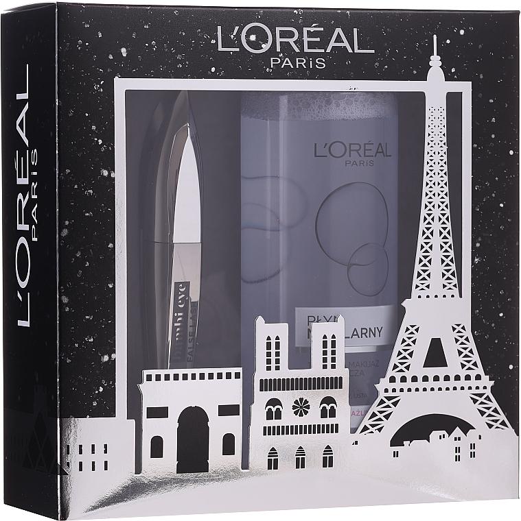 L'oreal Paris Make-up Set (mascara/8.9ml + mic/water/400ml) - Set