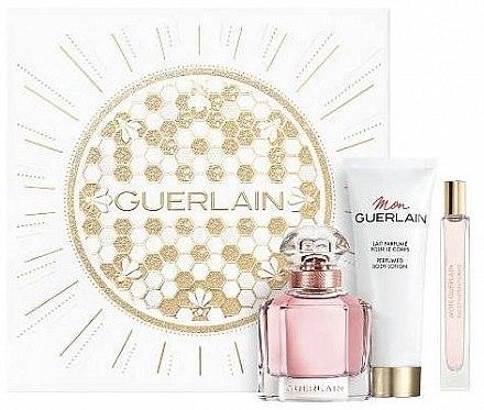 Guerlain Mon Guerlain Florale - Set (edp/50ml + edp/10ml + b/lot/75ml)