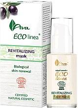 Parfumuri și produse cosmetice Mascî regenerantă pentru față - Ava Laboratorium Eco Linea Revitalizing Face Mask