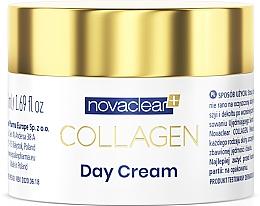 Parfumuri și produse cosmetice Cremă de zi cu colagen pentru față - Novaclear Collagen Day Cream