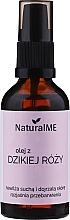 Parfumuri și produse cosmetice Ulei de trandafir sălbatic - NaturalME (cu dozator)