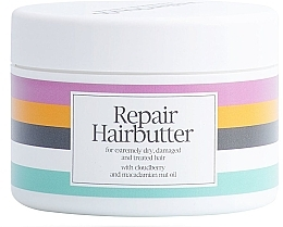 "Parfumuri și produse cosmetice Ulei de păr ""Revitalizant"" - Waterclouds Repair Hairbutter"