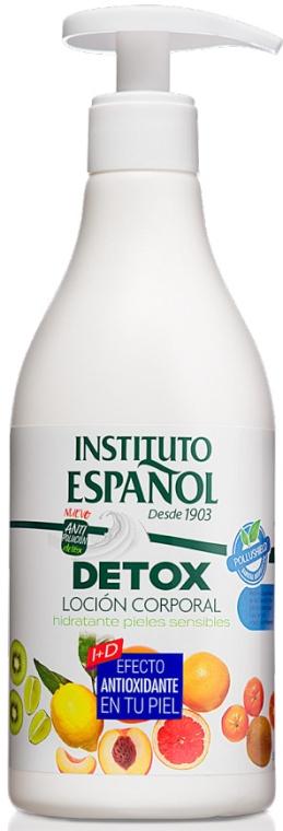 Loțiune de corp - Instituto Espanol Detox Body Lotion