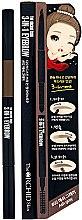 Parfumuri și produse cosmetice Creion pentru sprâncene 3 în 1 - The Orchid Skin 3 in 1 Eyebrow
