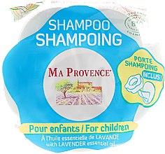 Parfumuri și produse cosmetice Șampon tare pentru copii - Ma Provence Shampoo