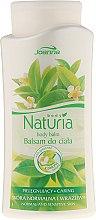 Parfumuri și produse cosmetice Balsam cu ceai verde pentru corp - Joanna Naturia Body Balm