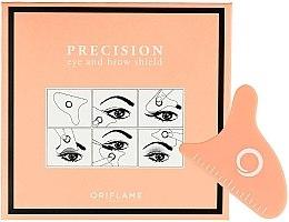 Parfumuri și produse cosmetice Șabloane pentru machiaj - Oriflame Precision Eye&Brow Shield