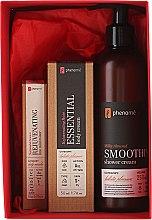 Parfumuri și produse cosmetice Set - Phenome (b/cr/50ml + cr/10ml + sh/cr/250ml)