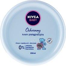 Parfumuri și produse cosmetice Cremă delicată pentru față și corp - Nivea Baby Gentle Care Cream