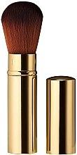 Parfumuri și produse cosmetice Pensulă pentru pudră și fard de obraz - Oriflame Giordani Gold