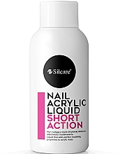 Parfumuri și produse cosmetice Lichid acrilic - Silcare Nail Acrylic Liquid Standart Shot Action