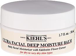 Parfumuri și produse cosmetice Balsam hidratant pentru față - Kiehl`s Ultra Facial Deep Moisture Balm