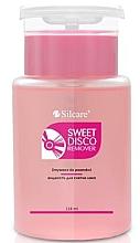 Parfumuri și produse cosmetice Soluție pentru îndepărtarea ojei - Silcare Sweet Disco Remover
