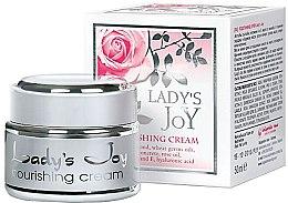 Parfumuri și produse cosmetice Cremă nutritivă - Bulgarian Rose Lady's Joy Nourishing Face Cream