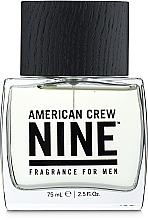 Parfumuri și produse cosmetice American Crew Nine Fragrance For Men - Apa de toaletă