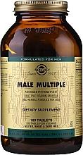 Parfumuri și produse cosmetice Vitamine pentru bărbați - Solgar Male Multiple