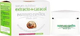 Parfumuri și produse cosmetice Ser cu mucină de melc pentru față - Instituto Espanol Snail Serum Extract