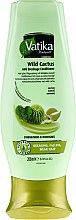 Parfumuri și produse cosmetice Balsam cu extract de cactus pentru păr - Dabur Vatika Wild Cactus Anti-Breakage Conditioner