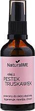 Parfumuri și produse cosmetice Ulei din semințe de căpșuni, cu dozator - NaturalME