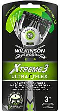 Parfumuri și produse cosmetice Set aparate de ras de unică folosință - Wilkinson Sword Xtreme 3 UltraFlex