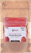Parfumuri și produse cosmetice Mască de față - Natur Planet French Red Clay