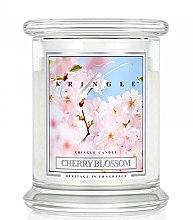 Parfumuri și produse cosmetice Lumânare aromată (borcan) - Kringle Candle Cherry Blossom