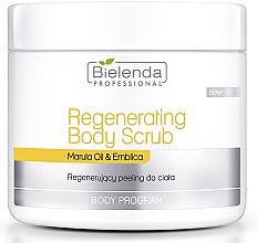 Parfumuri și produse cosmetice Scrub de corp revitalizant - Bielenda Professional Body Program Resenerating Body Scrub