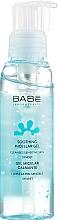 Parfumuri și produse cosmetice Gel micelar pentru curățarea delicată și profundă - Babe Laboratorios Soothing Micelar Gel Travel Size
